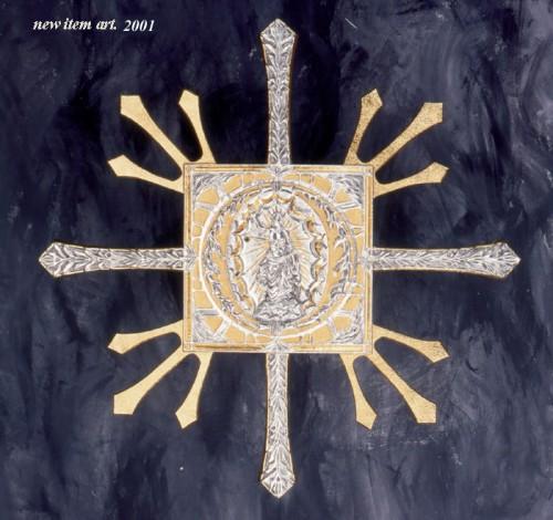 Vitali arte sacra progetti vetrate mosaici arredo for Arredo sacro a raggiera